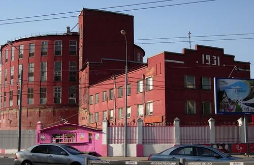 Bakery plant No 5 ©  SergeyRod