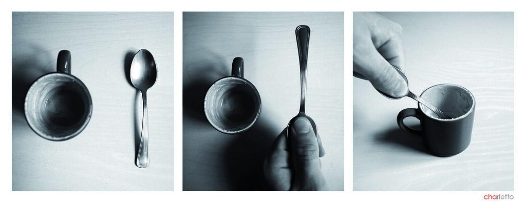 utilizzo corretto del cucchiaino