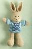 roger (littlecottonrabbits) Tags: blue rabbit bunny animal toy handmade softies pirate knitted stuffies littlecottonrabbits