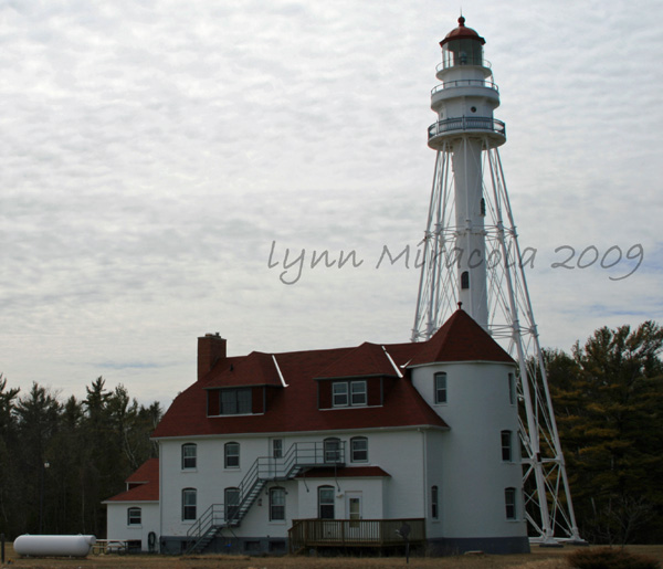 Rawley Point Lighthouse 3