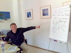 3509113819 1ab5dfc81f m Guerillamarketing Experte Stefan Frisch in seiner  Thinkbox  in  Fürth