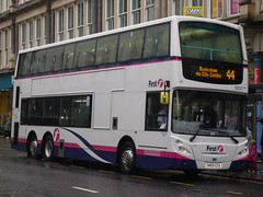 sn09cca first glasgow 38210 enviro 500 (WesternSMT) Tags: bus glasgow central first scotrail juniper stagecoach firstscotrail siemans 318261 38210 sn09 class380 sn09cca
