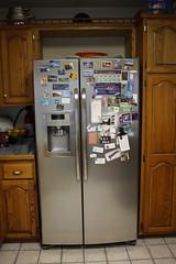 Our new refrigerator