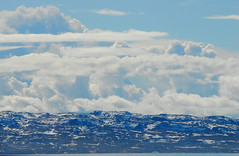 Dramatic clouds (GeirB,) Tags: sea norway clouds landscape norge nikon heaven skies north dramatic arctic nikkor skyer finnmark vads landskap varanger vadsoe theperfectphotographer