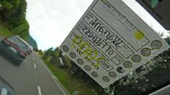 W O F  (m+m+t) Tags: road car traffic roadtrip windscreen trafficjam kapiti sh1 otaki horowhenua wof warrantoffitness easter09