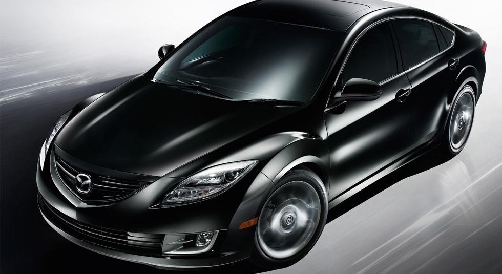 Mazda 6 steering and responsive handling