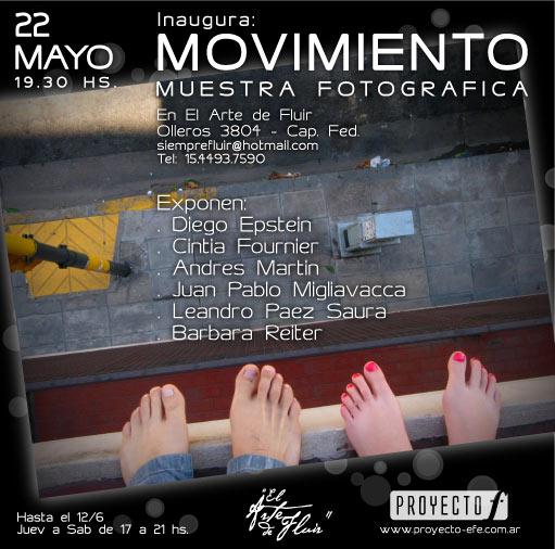 flyer Movimiento