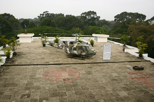 the famous helipad