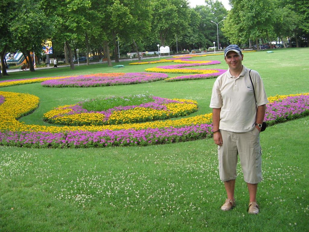 Парковите на Албена