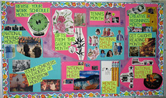 May is... (nataliesap) Tags: may highschool bulletinboard mayis liblibs unihigh