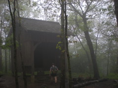 13 - Springer Mountain Shelter