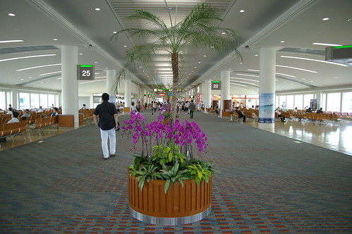 okinawa air port