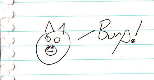 366 Cartoons - 110 - Pig Burp