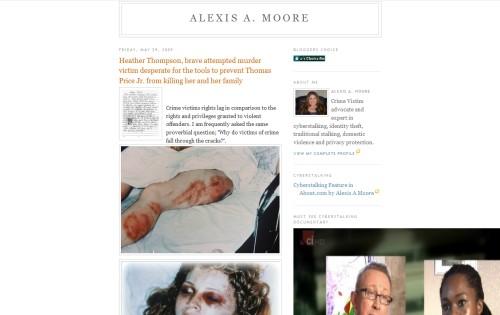 Alexis A Moore