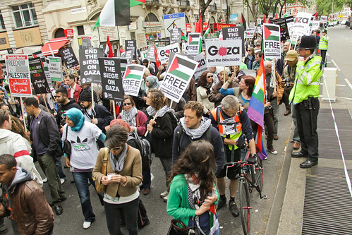 Remember Gaza Peace Demo