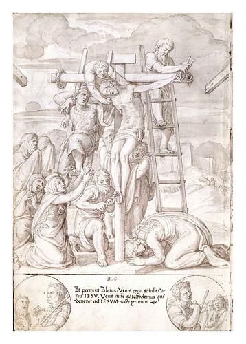 015-Muerte de Jesus en la cruz-Dea Aetatibus Mundi Imagines