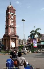 Uhrenturm von Faisalabad