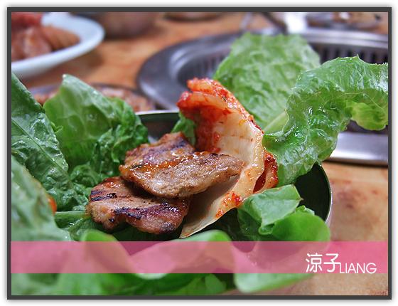 韓式炭火燒肉 道地小菜12