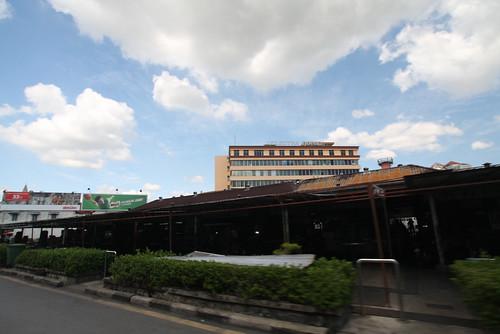 Kuching Open Air Food Court