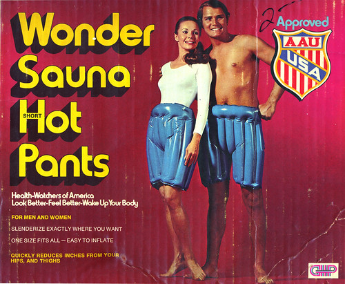 Wonder Sauna (Short) Hot Pants