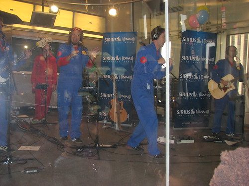 Imagination Movers concert at Sirius
