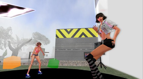 rafee at mr widget party