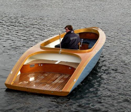 Re: Nigel Irens: Pro Boat webinar on Fuel Efficient Powerboat Design