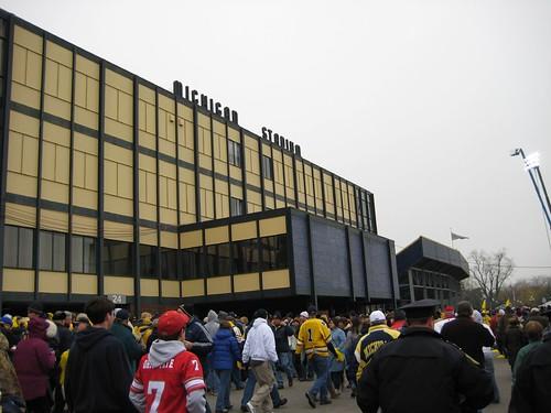UM vs. OSU, 2007