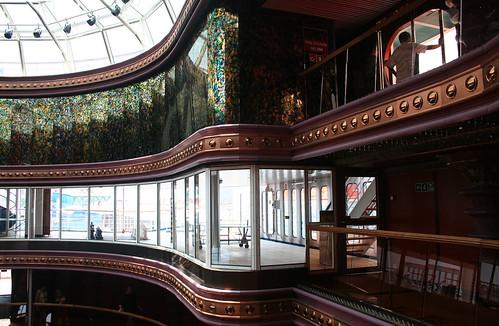 Carnival Elation - Top of the Atrium