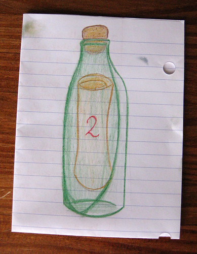 Part 2: message in a bottle