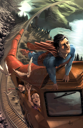 Superman_by_anatomista