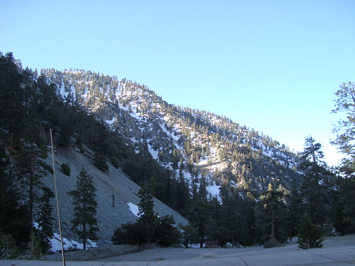 Mt. Baldy at Dawn