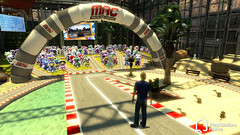ModNation Racers in PlayStation Home: ModSpot Challenge