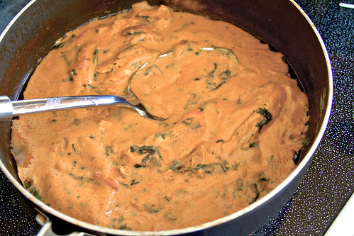 Indian Butter Chicken with Basmati Rice - 5
