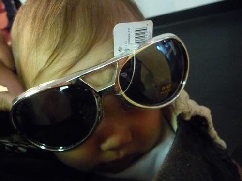 elvis shades.