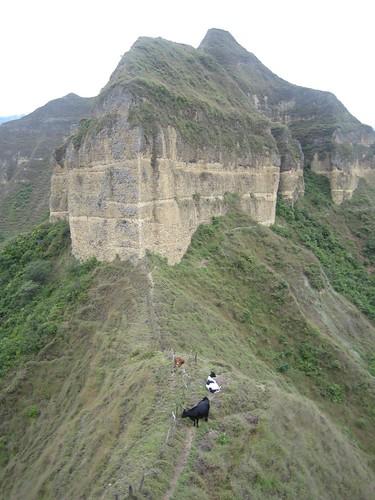 Mandango hike in Vilcabamba