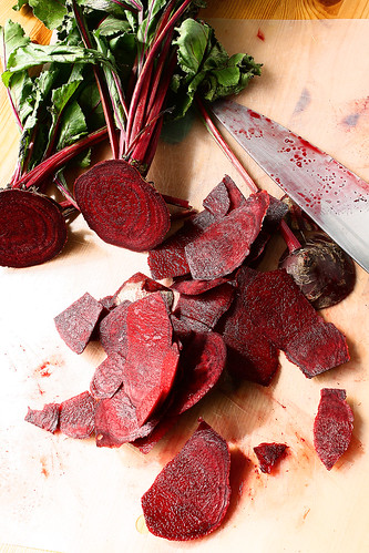 Beet with Almonds4
