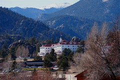Stanley Hotel, Estes Park, CO (Joey Hinton) Tags: park hotel colorado olympus historic haunted stanley stephenking estes theshining epl1