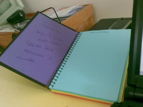 Minha agenda Tilibra