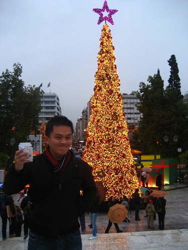 Christmas Fun Fair at Syntagma Square