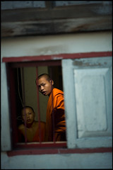 private (fly) Tags: temple asia monk lao luangprabang earthasia fly simonkolton