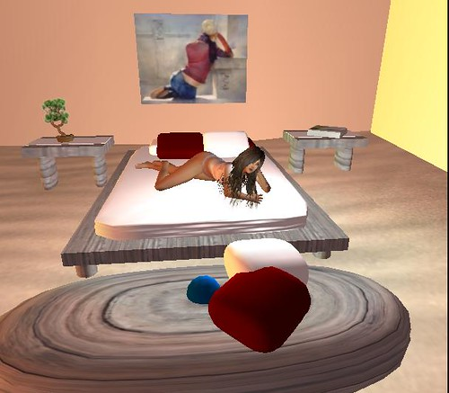 furniture bed 009