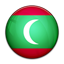 Flag of Maldives PNG Icon