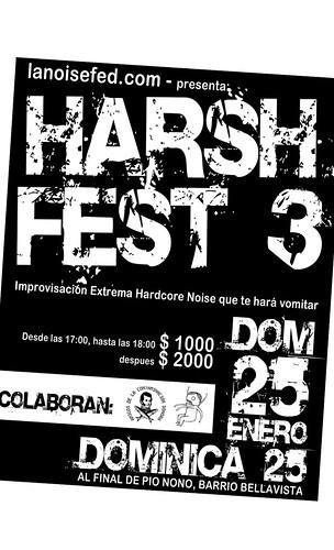 Harsh Fest!