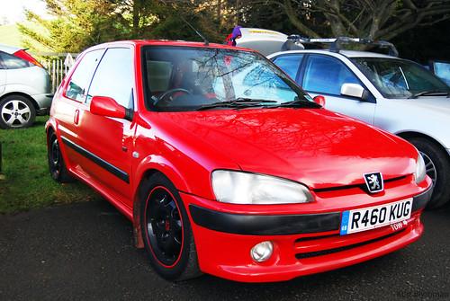 Peugeot 106 Gti Black. 106 GTI