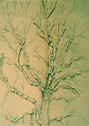 Sycamore on Library Road, wip