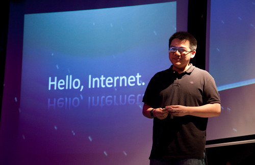 Tim Hwang Welcomes Everyone