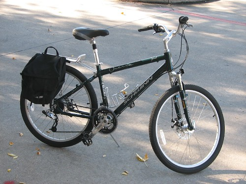 Bike #3 - Schwinn Sierra Hybird