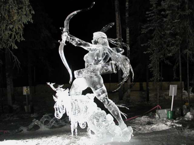Stuff to do:  Ferndale Holiday Ice Festival