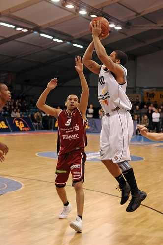 2. BBL ProA Science City Jena vs. Bremen Roosters